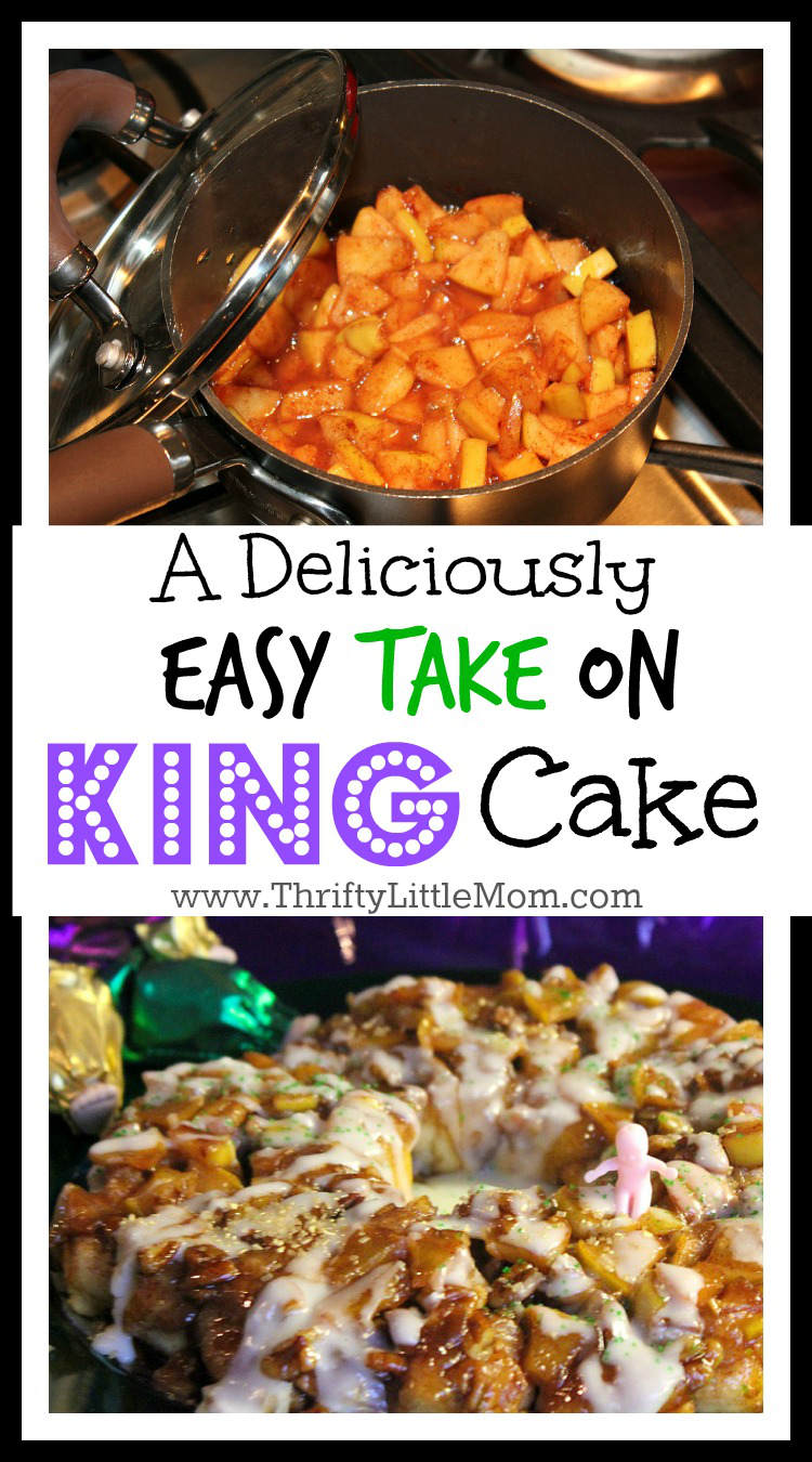 A Deliciously Easy Take on King Cake. Add a new spin to an old favorite!