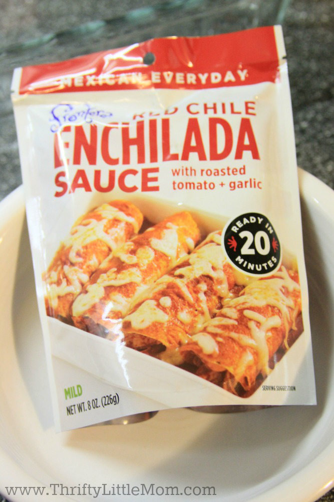 Ain't Got No Time Enchiladas Secret Sauce
