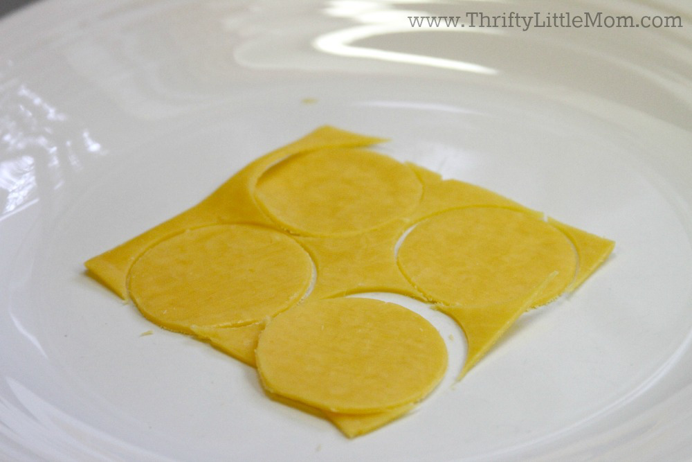 Cracker Stacks For Your Lunch Pack Cheese Circles