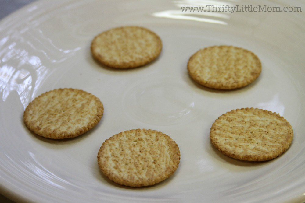 Cracker Stacks for Your Lunch Pack Crackers