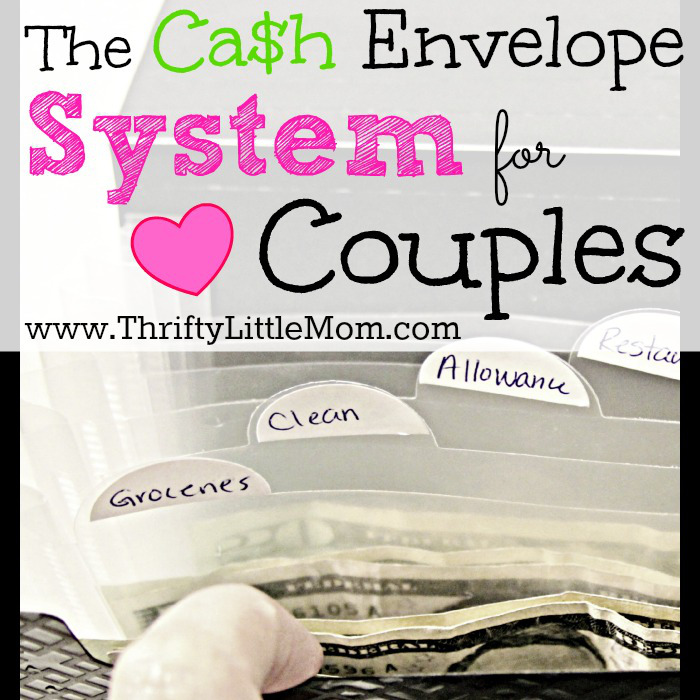 The Cash Envelope System for couples