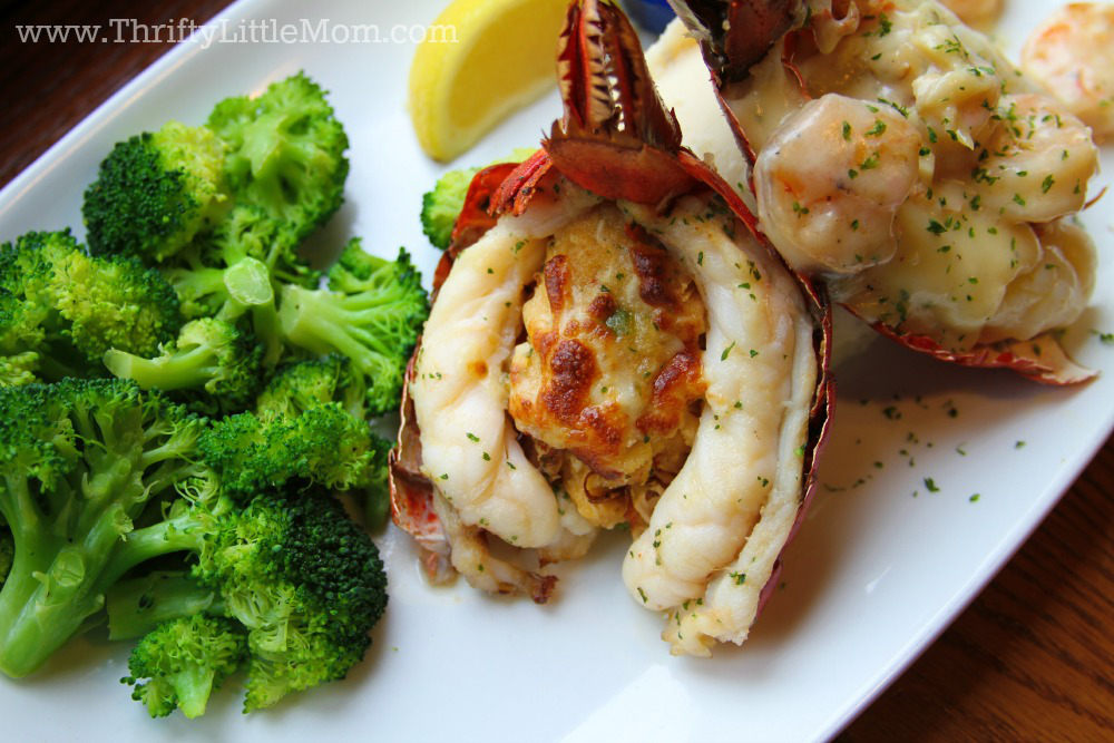 Red Lobster Dueling Lobster Tails Pics