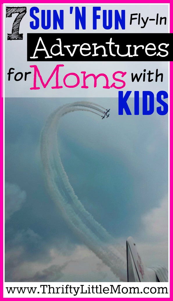 7 Sun 'n Fun Adventures for Moms with kids