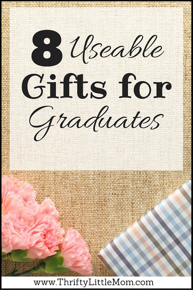 8 Really useable gifts for graduates
