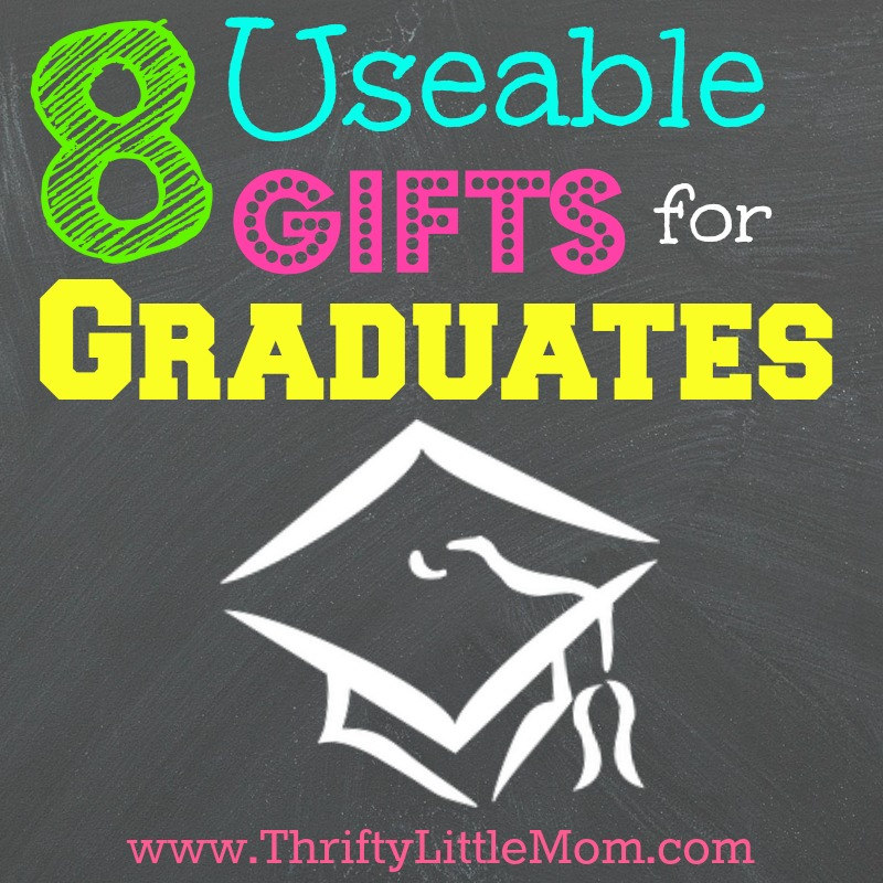 8 Useable Gift Ideas for Graduates