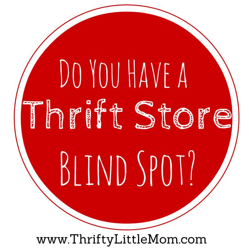 Thrift Store Blind Spot