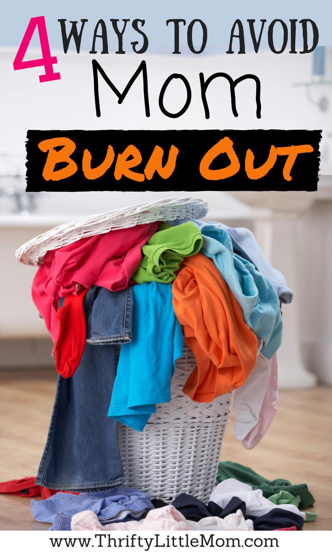 Avoid Mom Burnout