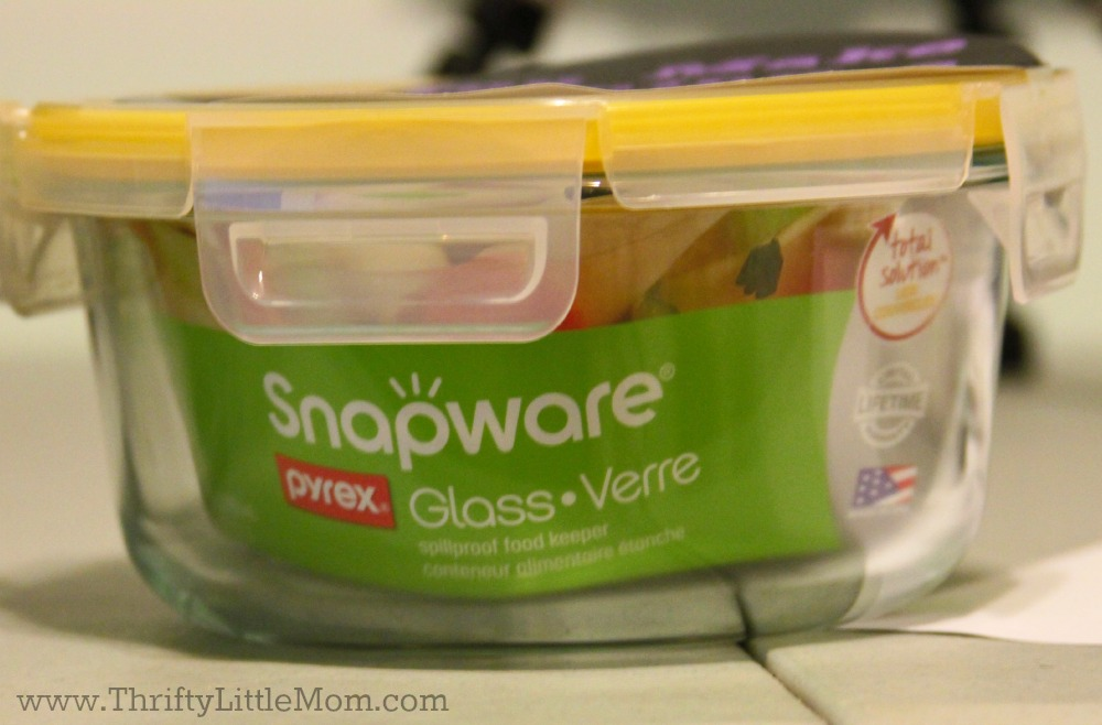 Snapware Glass Pyrex