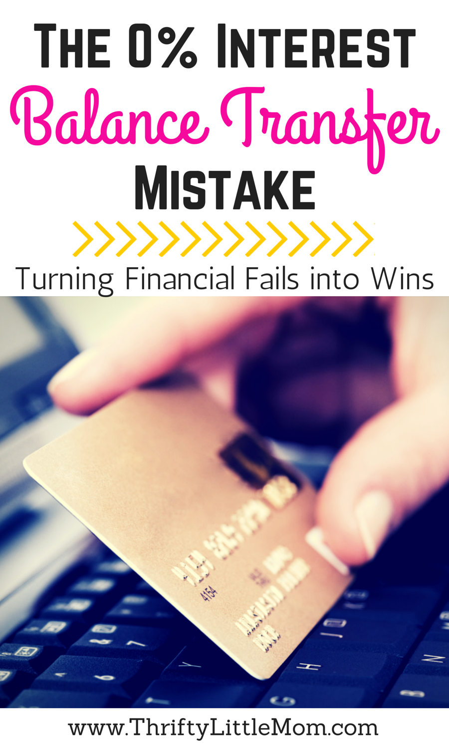 Turning Financial Fails into Wins Series