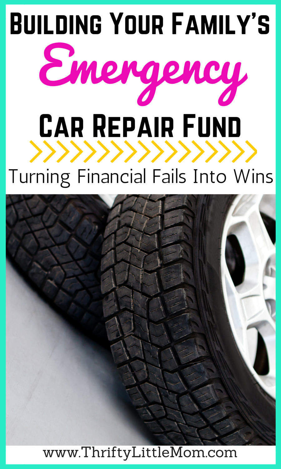 Building Your Family's Emergency Car Repair Fund