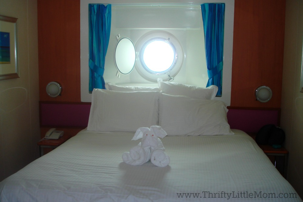Cruise Ship Room