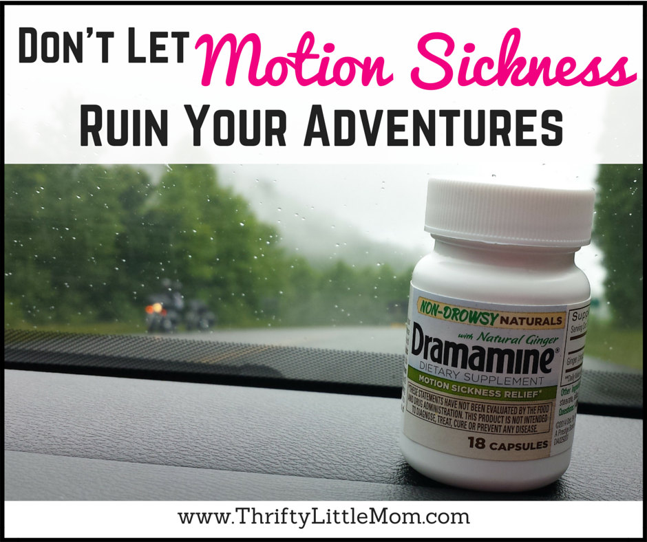 Don't Let Motion Sickness Ruin Your Adventures