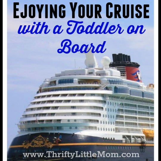 Enjoying a Cruise with a Toddler on Board
