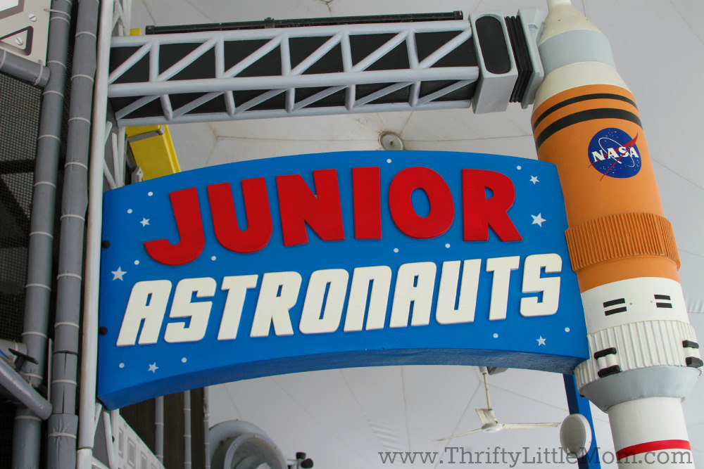 Junior Astronauts Play Complex