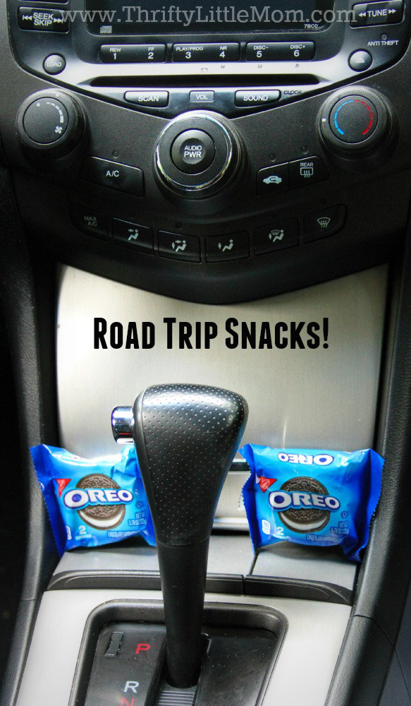 OREO 2-Packs On Road Trips