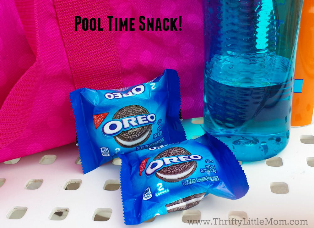 Oreo Pool Time Snack
