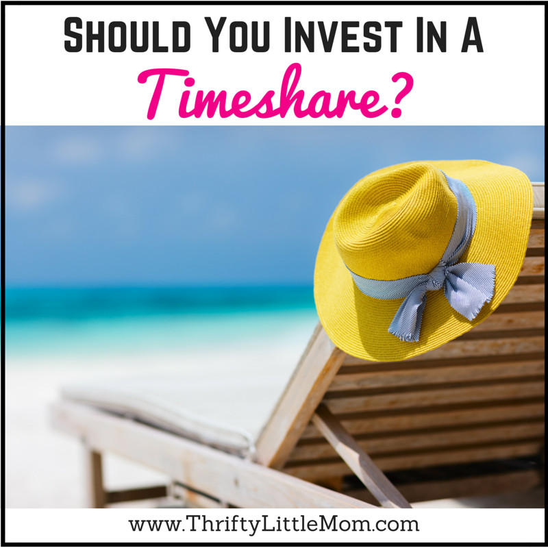 Should You Invest In a Timeshare?