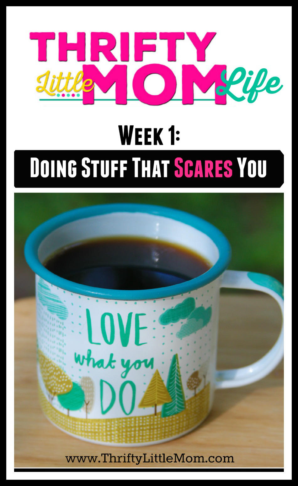 Thrifty Little Mom Life Week 1