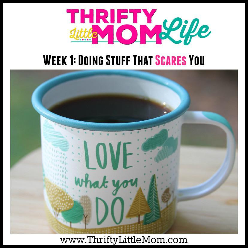 Thrifty Little Mom Life Week 1