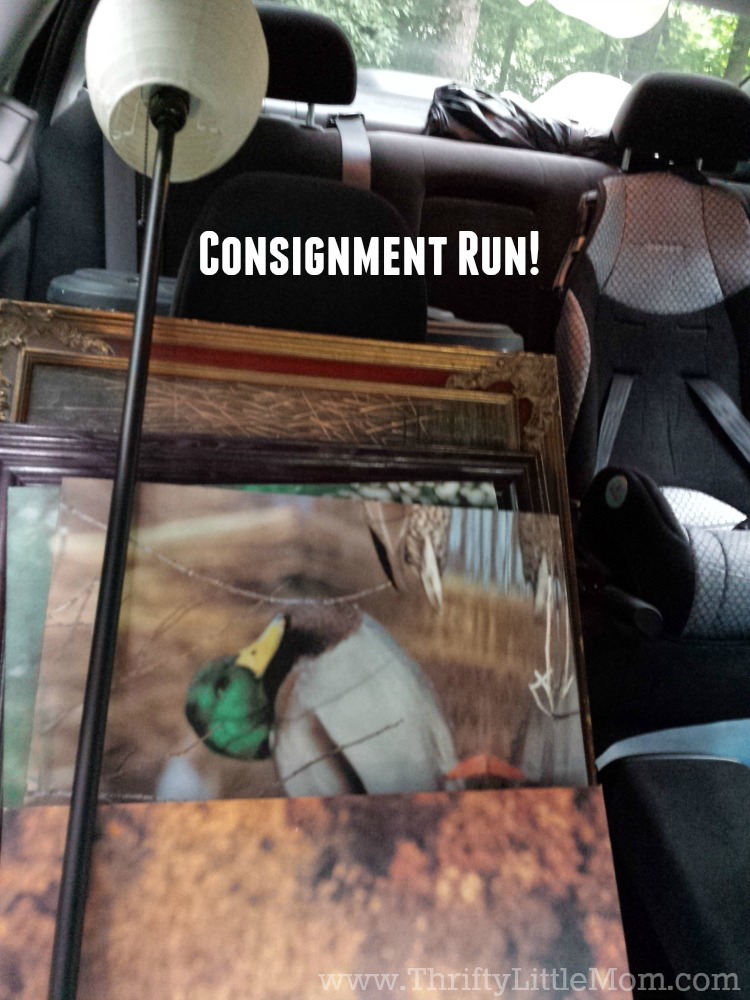 Consignment Run