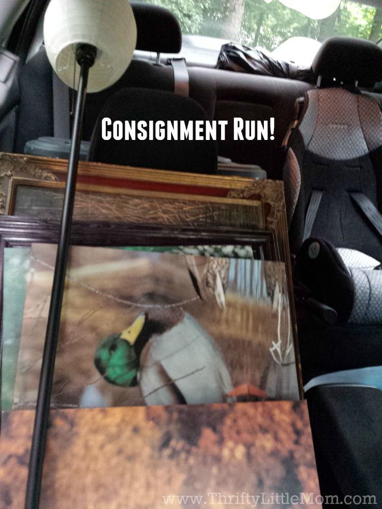 Consignment Run