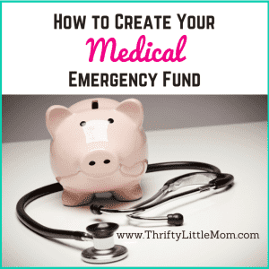 How To Create A Medical Emergency Fund