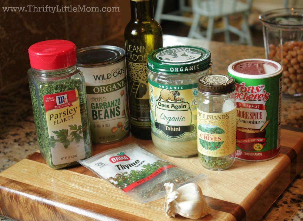 Hummus Supplies
