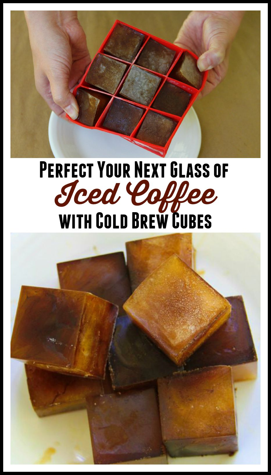 Iced Coffee Perfection