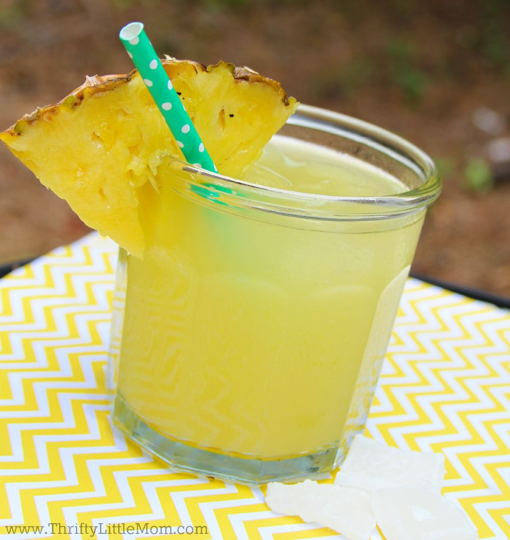 How To Make Natural Pineapple Juice