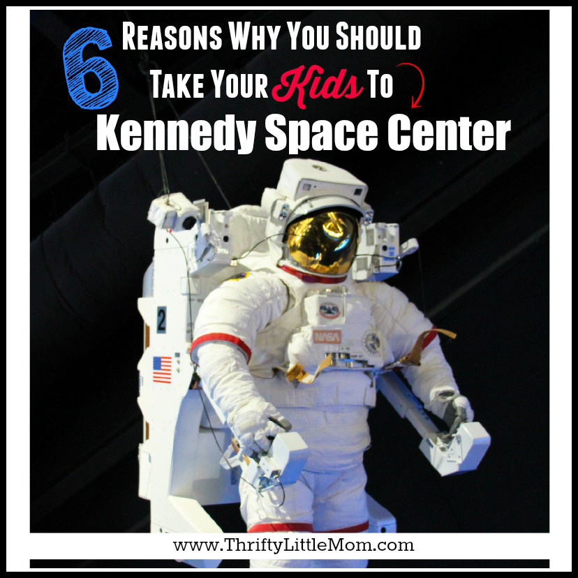 Why You Should Take Your Kids To Kennedy Space Center