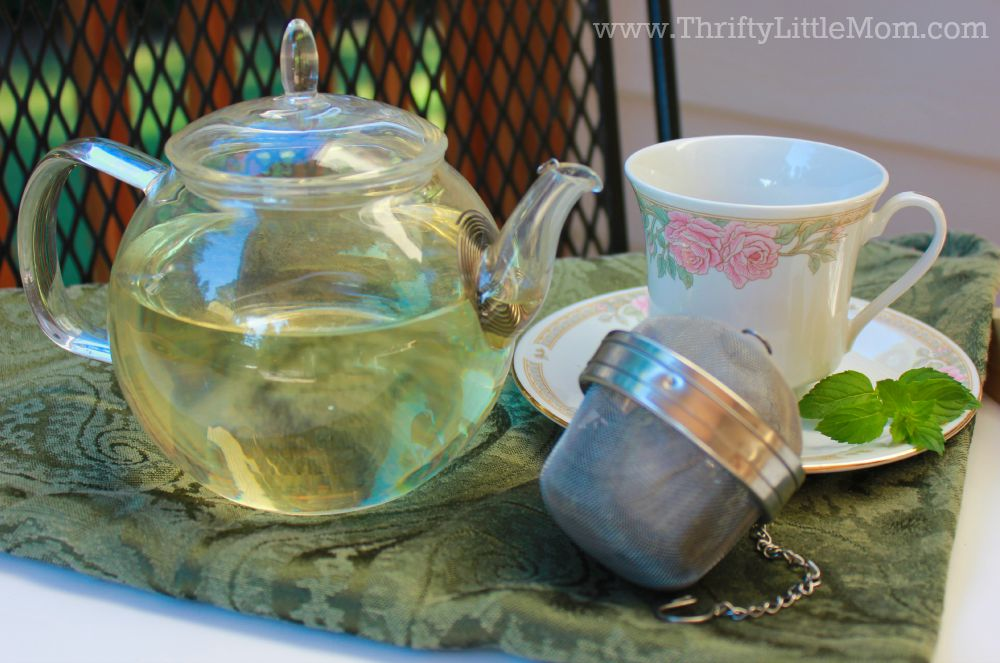 How To Make Your Own Dried Herbs Tea