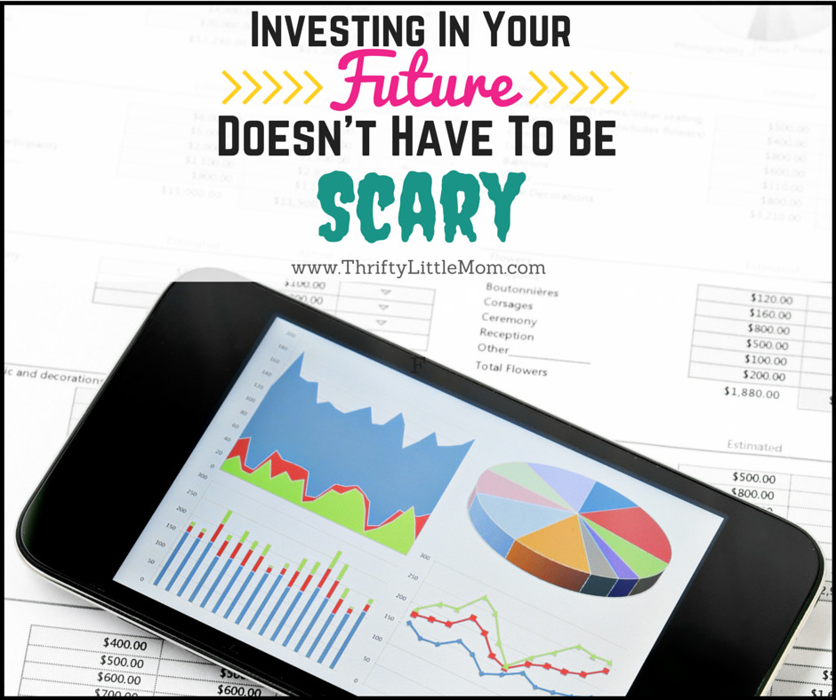 Investing Doesn't Have To Be Scary