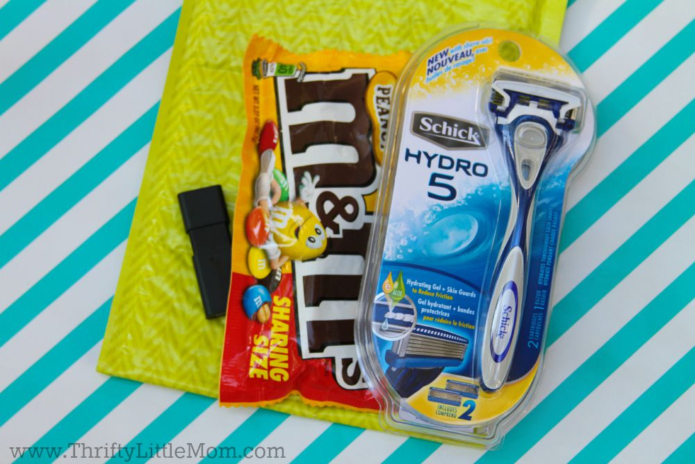 Schick College Care Pack for Guys