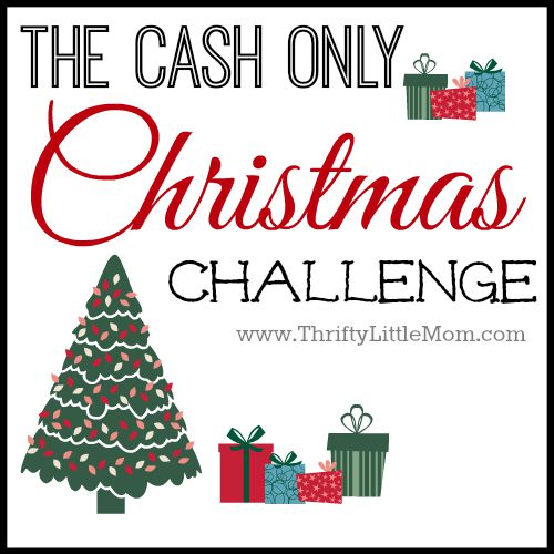 The Cash Only Christmas Challenge