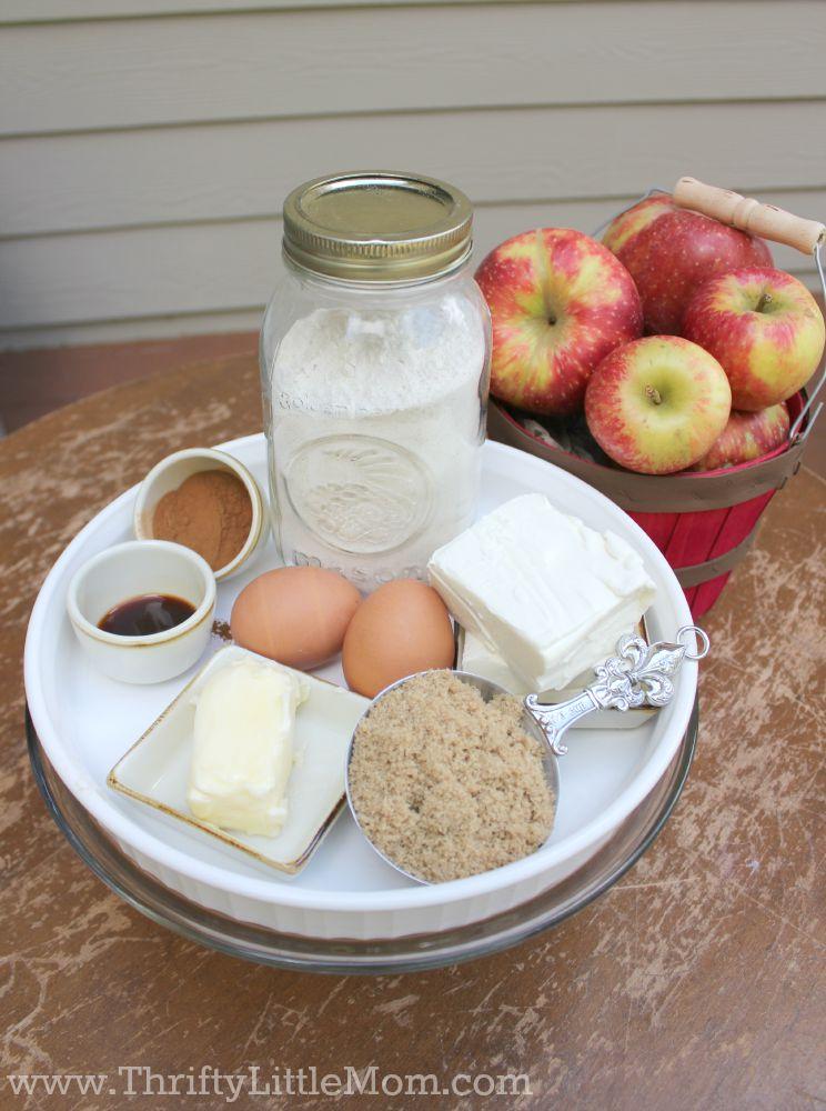 Apple Crunch Bake
