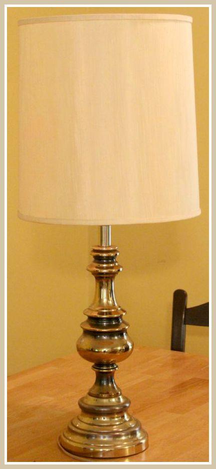 Lamp clip beige