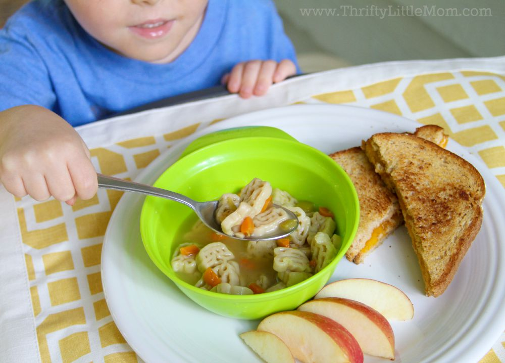Lazy Weekend Lunch Ideas for kids