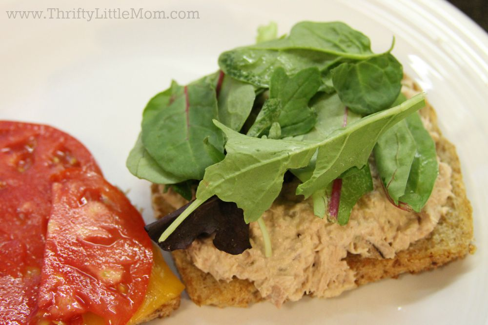 how to make the perfect tuna melt lettuce