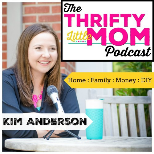 The Thrifty Little Mom Podcast Launch