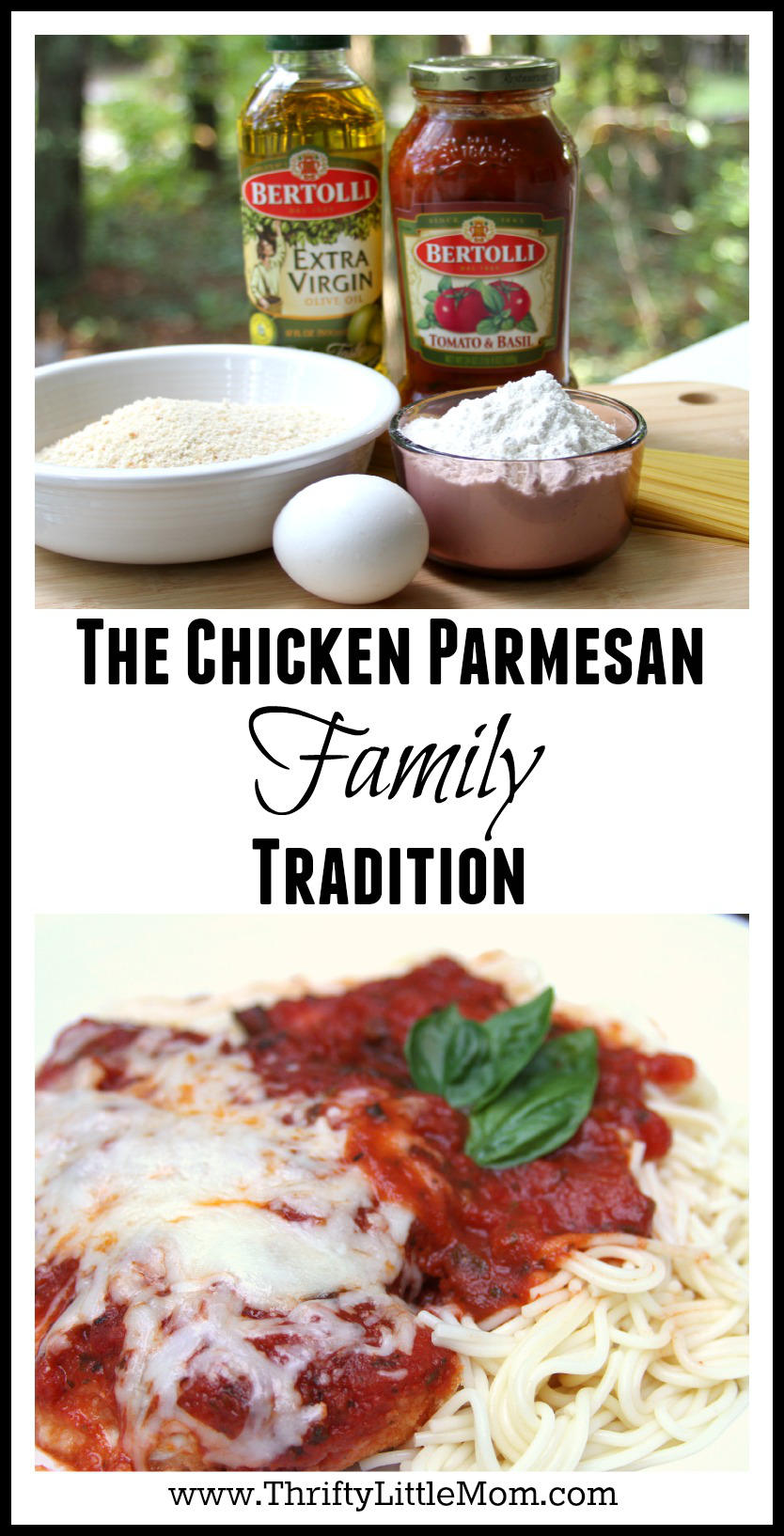 Chicken Parmesan Family Tradition