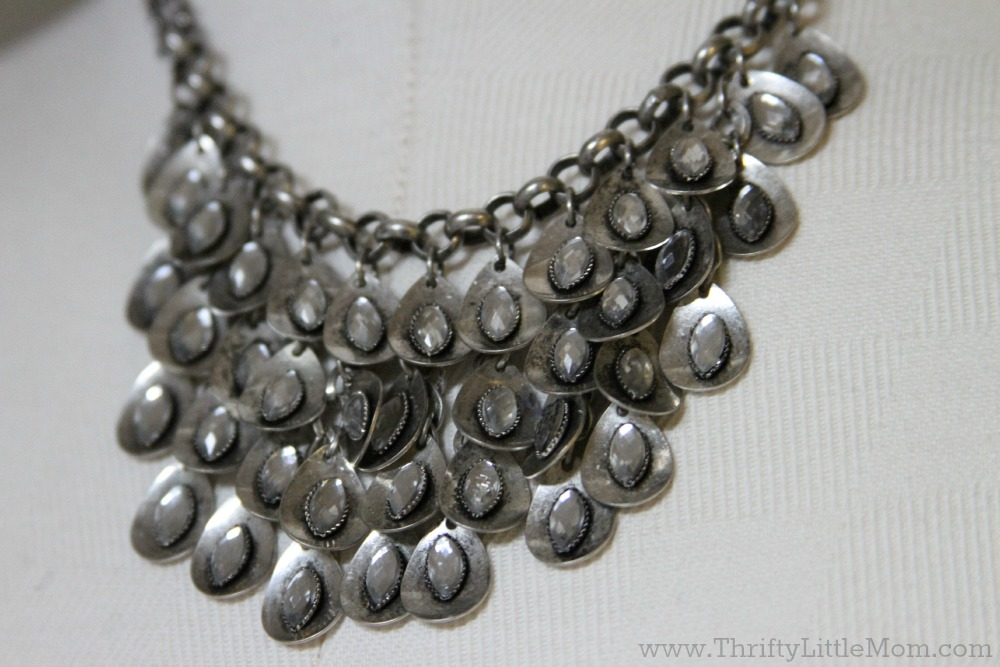 Goodwill Teardrop Necklace