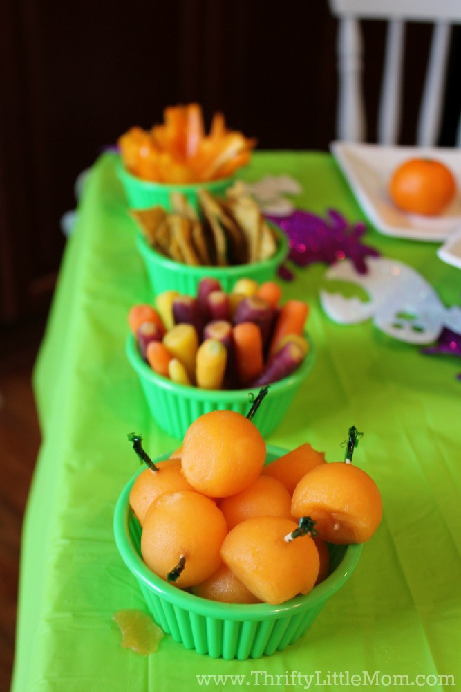 Halloween Party Snacks