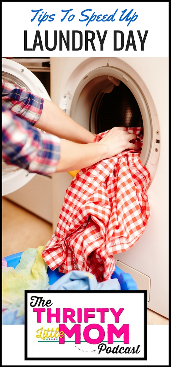 Tips To Speed Up Your Laundry Day