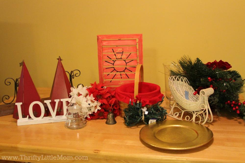 Goodwill Holiday Decor Haul