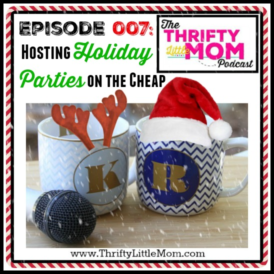 Hosting Holiday Parties on the Cheap