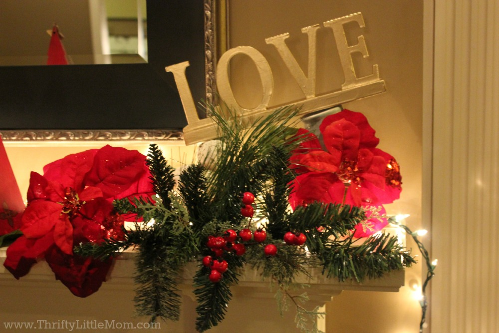 Love Mantel Sign
