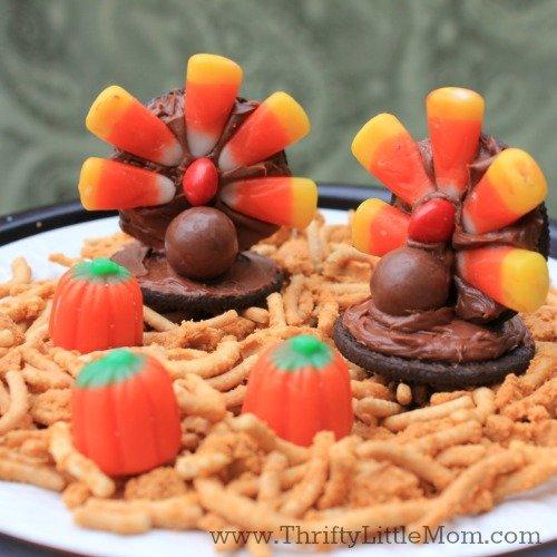 Turkey Day Treats Kids Can Make
