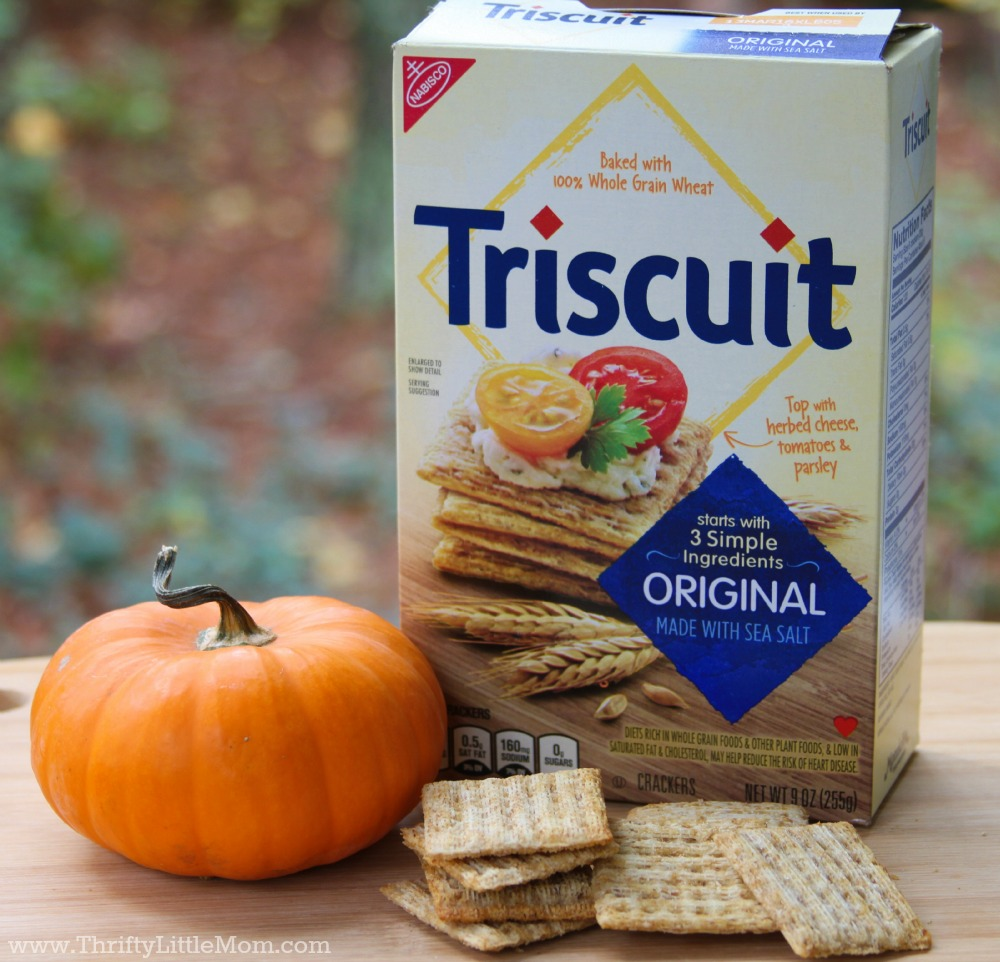 Triscuit Party Starter