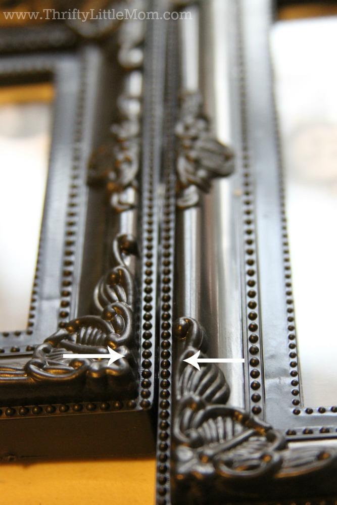 Press Collage Frames Together