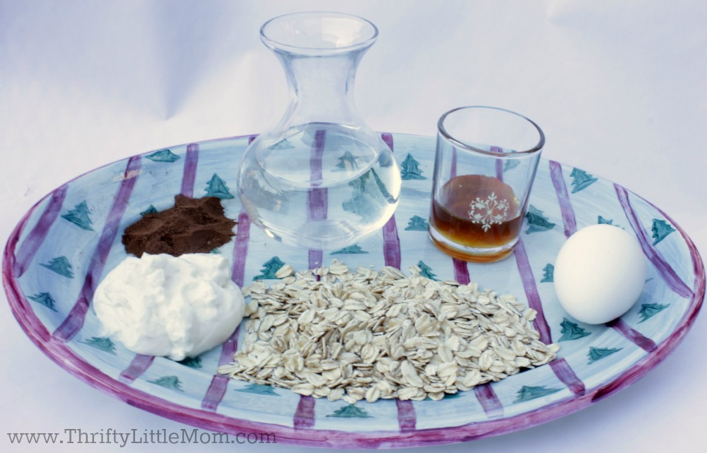 Oatmeal Facial Mask Recipe
